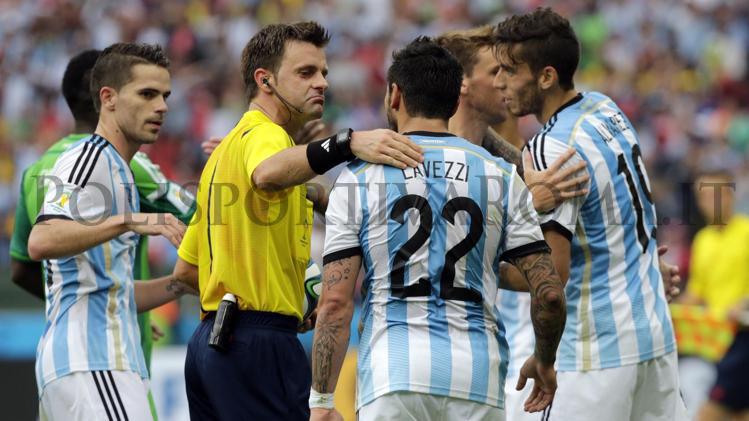 Mondiali Brasile 2014 - Rizzoli