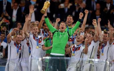 Polisportiva Roma   News Calcio – La Germania è Campione del Mondo