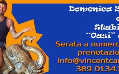ROMA NEWS – Vivi una giornata indimenticabile con il Campione Vincent CANDELA! Domenica 20 tutti all'Oasi di Ostia