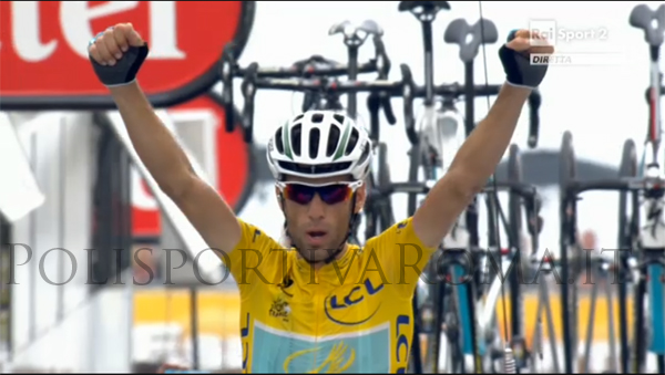 News Ciclismo | Tour de France – Nella 18° Tappa vince lo Squalo Nibali. Il Tour ormai è suo