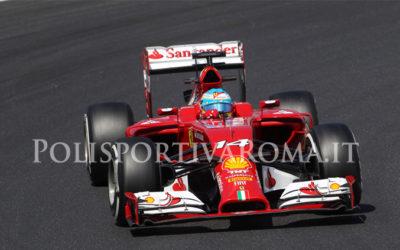 FORMULA 1 – Nel GP di Ungheria Alonso fa risorgere la Ferrari. Gara pazzesca vinta da Ricciardo