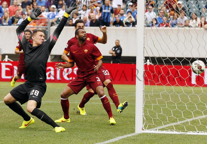 GUINNESS CUP – L'inter vince la sfida italiana. L'AS Roma fa un passo indietro