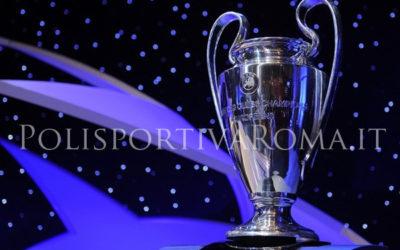 AS ROMA – In Champions League, Giallorossi nel girone di ferro. Bayern Monaco, Manchester City e Cska Mosca