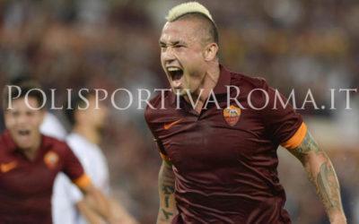 AS ROMA SERIE A – Nainggolan e Gervinho stendono la Fiorentina nella prima di campionato