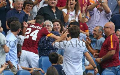 AS ROMA SERIE A – Battuto anche il Cagliari. Florenzi e Destro siglano il successo