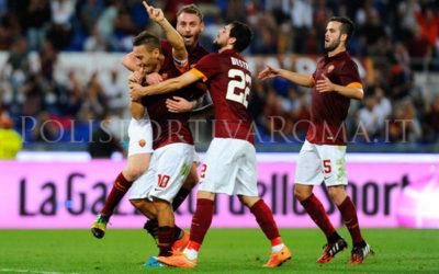 AS ROMA SERIE A – Destro, Ljaic e Totti stendono il Chievo… Di Francesco toglie 2 punti alla Juve