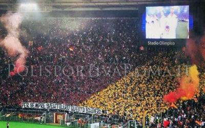 AS ROMA CHAMPIONS LEAGUE – Il Bayern Monaco è di un'altra categoria. Curva Sud da applausi!