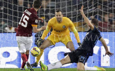 AS ROMA SERIE A – Vittoria Giallorossa contro l'Inter. Si torna a vedere un buon calcio