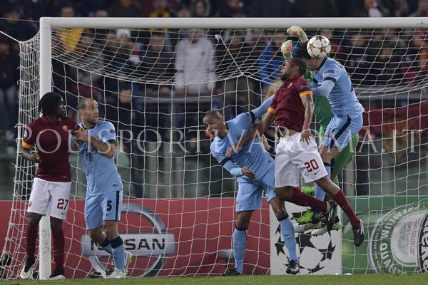 AS Roma Champions League – City più esperto… Roma fuori! Ora la testa subito al Campionato