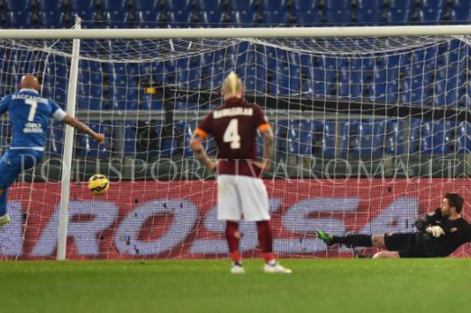 AS ROMA SERIE A – Brutto pari con l'Empoli, la squadra giallorossa inciampa ancora