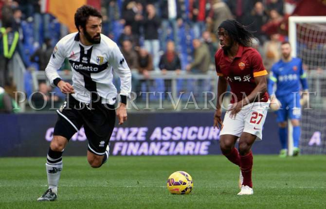 AS ROMA SERIE A – Roma Parma 0-0, fischi all'Olimpico per i Giallorossi. La Juventus resta a +7
