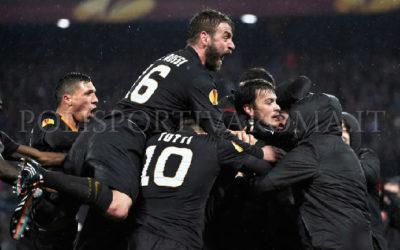 AS ROMA EUROPA LEAGUE – Feyenoord Roma 1-2, Ljajic e Gervinho firmano la vittoria. La Roma ritrova fiducia