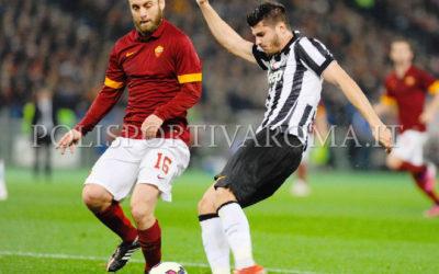AS ROMA SERIE A – Roma Juventus 1-1, apre Tevez, risponde Keita, bianconeri restano a +9