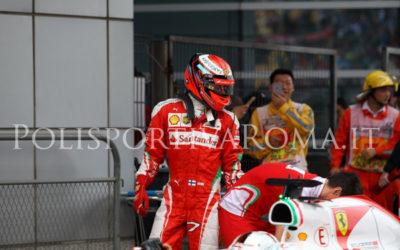 F1 – Rosberg in Pole a GP Shanghai. Bene Raikkonen ultimo Hamilton