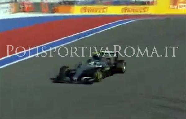 F1 – Sempre più Rosberg. Fuori Vettel 3° Raikkonen