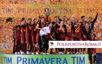 AS ROMA PRIMAVERA – Battuta la Juventus. La Roma è Campione d'Italia