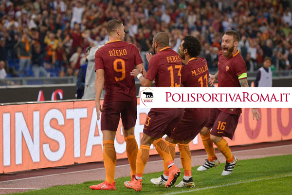 AS ROMA SERIE A – Dzeko Manolas e l'Inter è stesa!