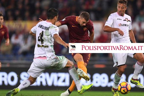 AS ROMA SERIE A – Poker servito. A meno 2 dalla Juventus
