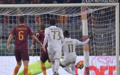 AS ROMA SERIE A – Nainggolan sontuoso… Milan strapazzato!