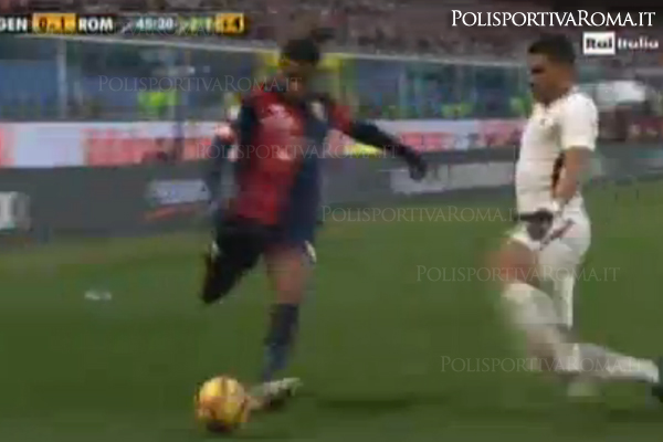 Serie A - Genoa vs AS Roma
