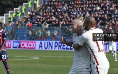 Polisportiva Roma | News AS Roma – A Crotone minimo sforzo