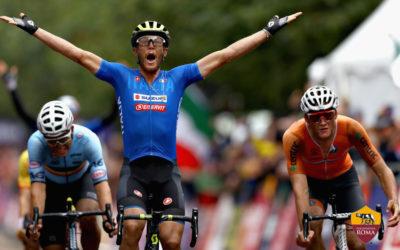 Polisportiva Roma | News Sport – Matteo Trentin Campione d'Europa di Ciclismo a Glasgow