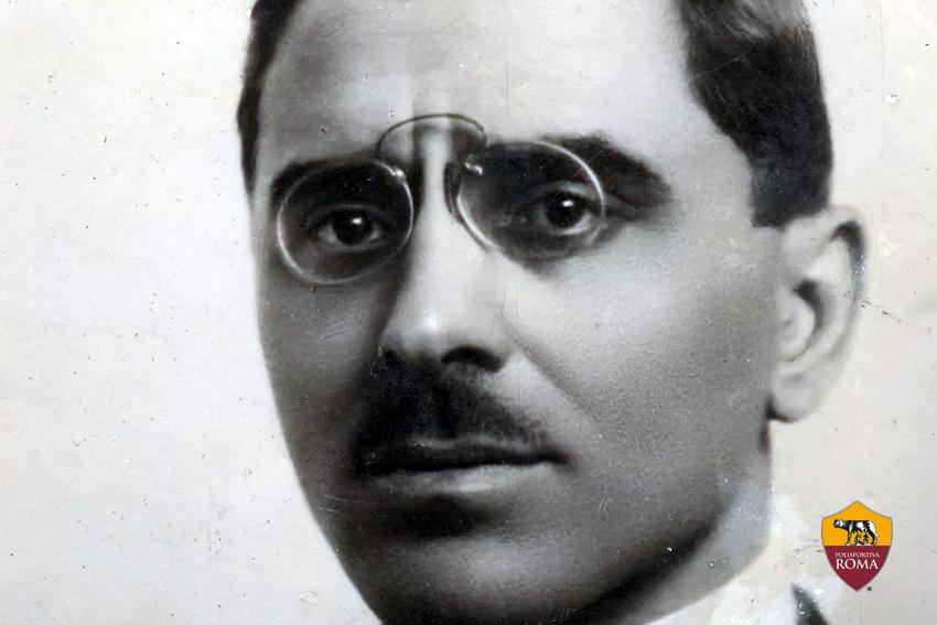 Italo Foschi, l'uomo che decise di far nascere il mito dell'AS Roma