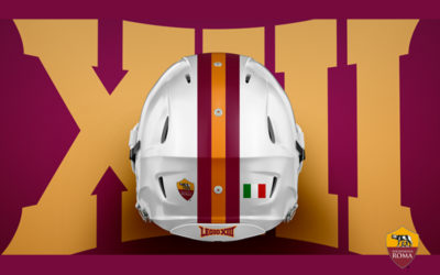 Polisportiva Roma | News Legio XIII – Adesso è Ufficiale, la Legio XIII difenderà i Colori della Polisportiva Roma nel Football Americano