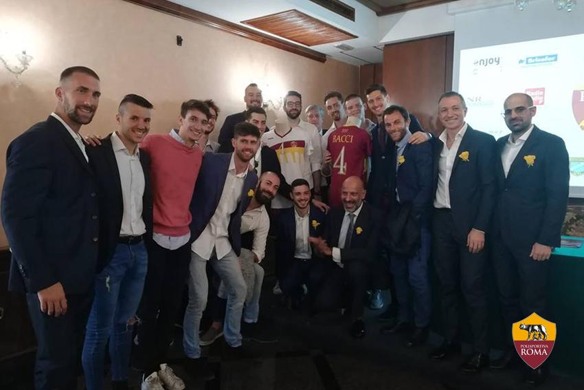 Polisportiva Roma | News Roma Volley - Via alla stagione 2018-19