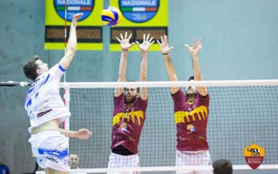 News Sezioni | Roma Volley all'assalto di Potenza Picena