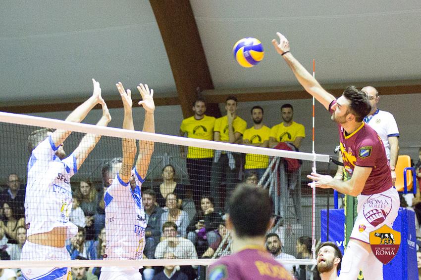Polisportiva Roma News | Roma Volley - Brescia Vince