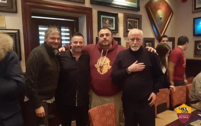 Legio XIII e Hard Rock Cafè Roma insieme per un Grande Superbowl