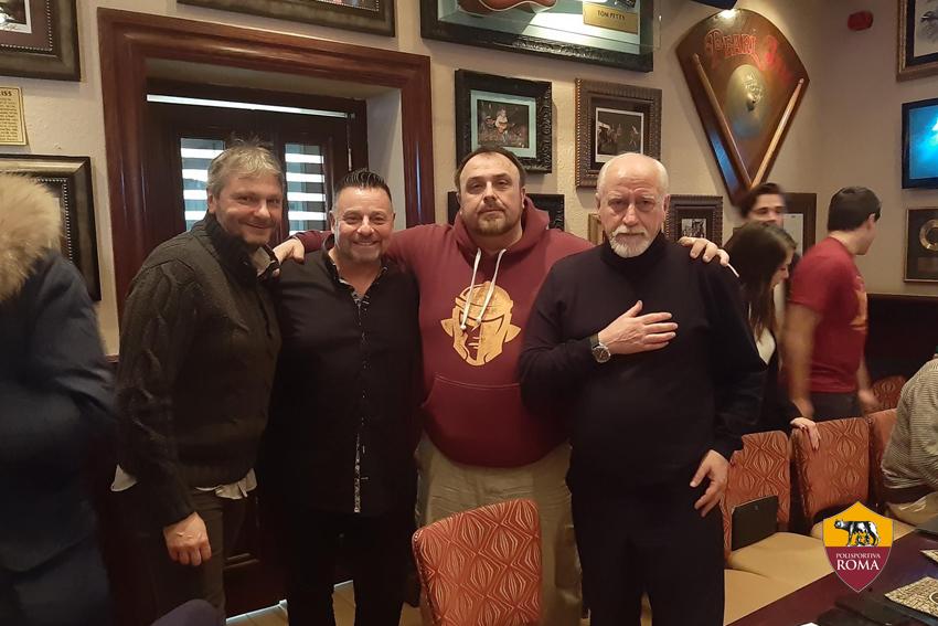 News Sezioni | Legio XIII e Hard Rock Cafè Roma insieme per un Grande Superbowl