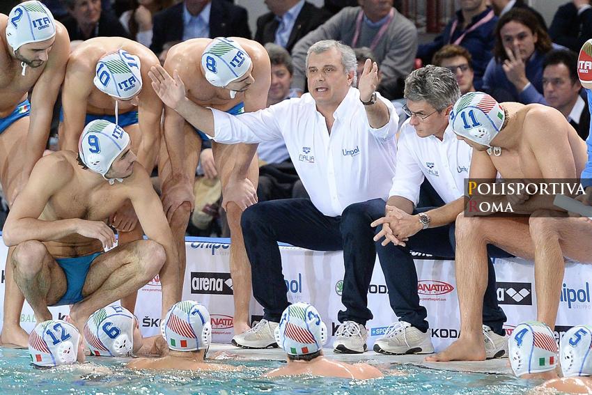 Roma Nuoto in azzurro con De Michelis e Spione