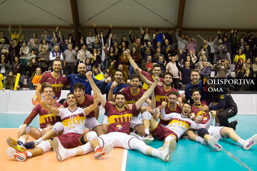 C'è Ortona ai Play Off per la Roma Volley
