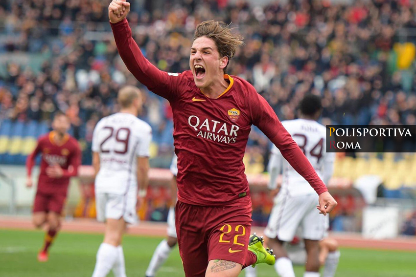 Mercato | Zaniolo-Roma, l'assist è del Ct Roberto Mancini