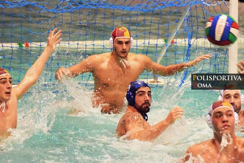 Pallanuoto A1 – AS Roma Nuoto vs Ortigia per la 10° di ritorno