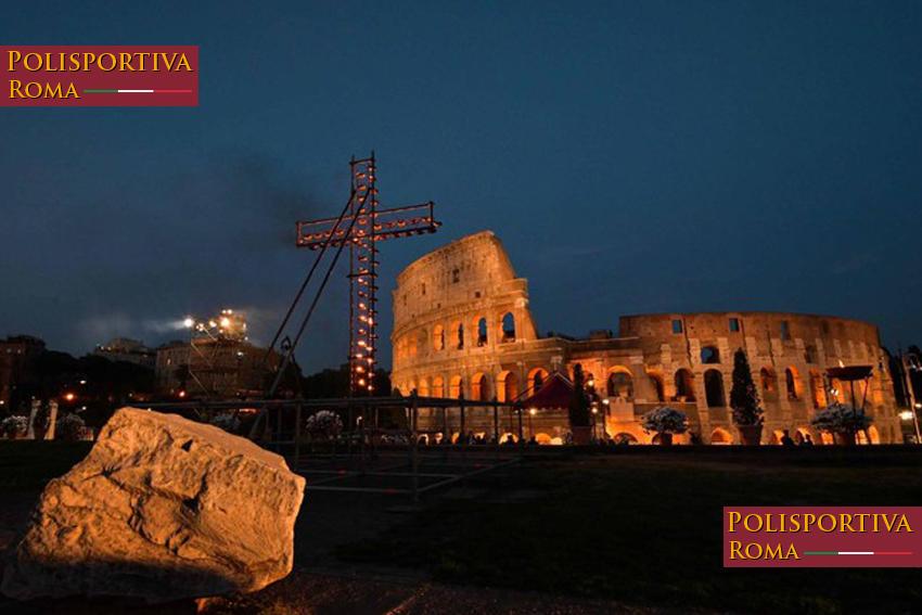 2772 anni di Roma… nel giorno della Santa Pasqua