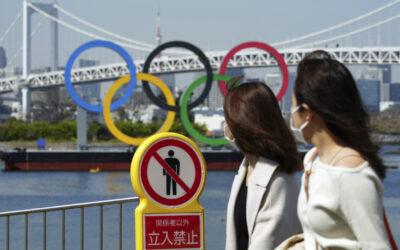 Olimpiadi Tokyo 2021: stop a pubblico dall'estero.