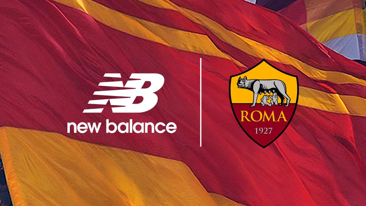 Polisportiva-Roma-AS-Roma-sponsor-New-Balance